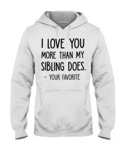 Best Father's Day Gift For Dad Hooded Sweatshirt thumbnail