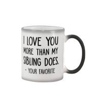 Best Father's Day Gift For Dad Color Changing Mug thumbnail