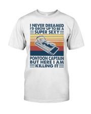 Pontoon Captain Classic T-Shirt front