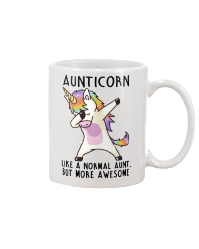 Aunticorn Like A Normal Aunt But More Awesome