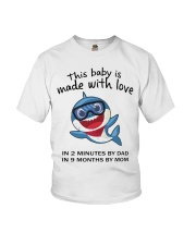 Perfect Shirt For Your Kid Youth T-Shirt front