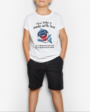 Perfect Shirt For Your Kid Youth T-Shirt lifestyle-youth-tshirt-front-1