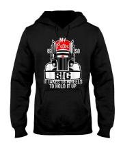 Funny Trucker Gift Hooded Sweatshirt thumbnail