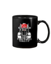 Funny Trucker Gift Mug thumbnail