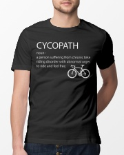 Cycopath definition Classic T-Shirt lifestyle-mens-crewneck-front-13