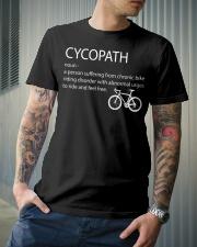 Cycopath definition Classic T-Shirt lifestyle-mens-crewneck-front-6