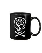 Cycling Skull Mug thumbnail
