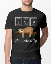I Nap Periodically Funny Design For You Classic T-Shirt lifestyle-mens-crewneck-front-13