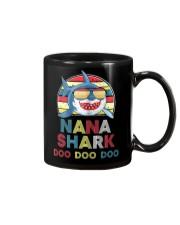 Nana Shark Vintage Mug thumbnail