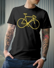 Infinity cycling Classic T-Shirt lifestyle-mens-crewneck-front-6
