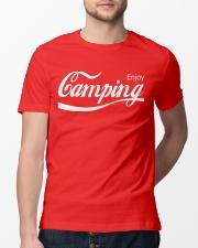 ENJOY CAMPING Classic T-Shirt lifestyle-mens-crewneck-front-13