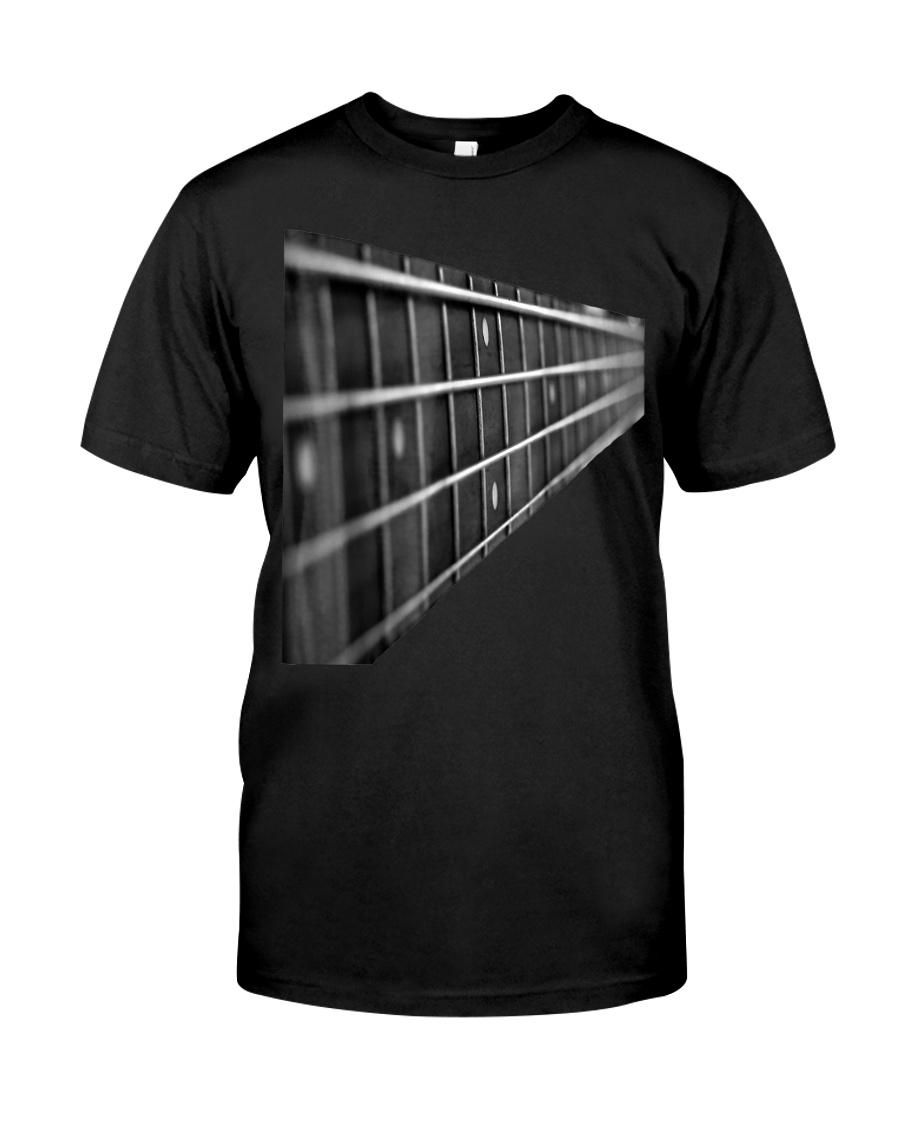 Beautiful design for guitar lover Classic T-Shirt
