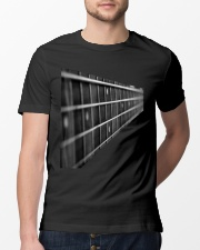 Beautiful design for guitar lover Classic T-Shirt lifestyle-mens-crewneck-front-13