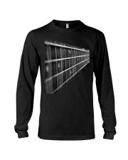 Beautiful design for guitar lover Long Sleeve Tee thumbnail
