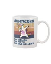 Aunticorn Vintage Shirt Mug thumbnail