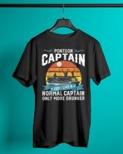 Pontoon Captain Classic T-Shirt lifestyle-mens-crewneck-front-3