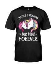 Mother and Daughter Best Friend Forever Classic T-Shirt front