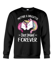 Mother and Daughter Best Friend Forever Crewneck Sweatshirt thumbnail