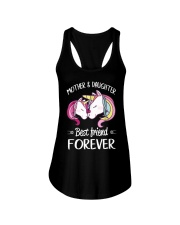 Mother and Daughter Best Friend Forever Ladies Flowy Tank thumbnail