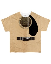 All over print guitar shirt All-over T-Shirt front