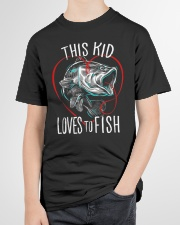 This Kid Loves To Fish Youth T-Shirt garment-youth-tshirt-front-lifestyle-01