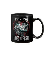 This Kid Loves To Fish Mug thumbnail