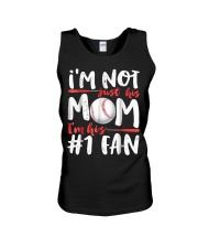 Im Not Just His Mom Im His Number 1 Fan Unisex Tank thumbnail