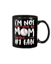 Im Not Just His Mom Im His Number 1 Fan Mug thumbnail