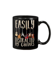 Easily distracted by guitars Mug thumbnail