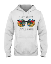 Stay Trippy Little Hippie Hooded Sweatshirt thumbnail