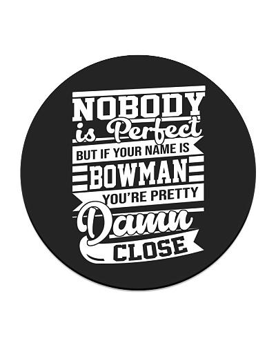 BOWMAN n1 back