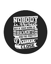 Bracamontes n1 Circle Coaster thumbnail