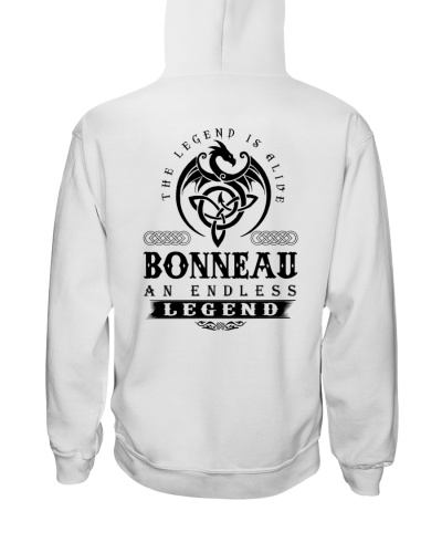 BONNEAU bd back