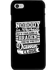 Braden n1 Phone Case thumbnail