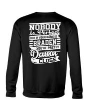 Braden n1 Crewneck Sweatshirt thumbnail