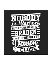Braden n1 Square Coaster thumbnail