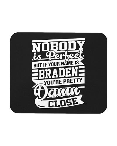 BRADEN n1 back