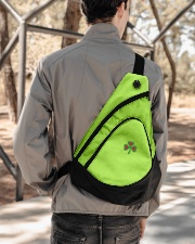 Lucky me Sling Pack garment-embroidery-slingpack-lifestyle-05