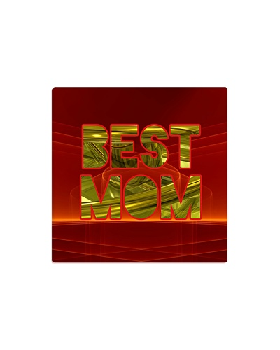 Golden BEST MOM