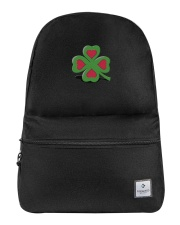 Our hearts beat for Ireland - St Patrick's Day Backpack thumbnail
