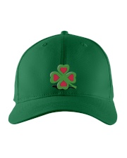 Our hearts beat for Ireland - St Patrick's Day Embroidered Hat front