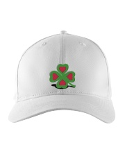 4 lucky hearts  Embroidered Hat tile