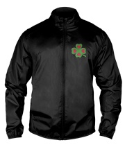 Our hearts beat for Ireland - St Patrick's Day Lightweight Jacket thumbnail