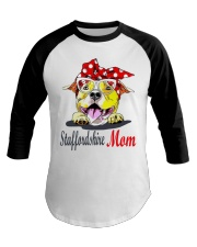 staffordshire   Baseball Tee front