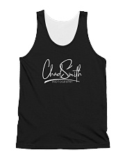 Logo Tank  All-over Unisex Tank front