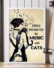 Music cats 11x17 Poster lifestyle-poster-4