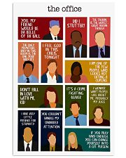 The Office 11x17 Poster front