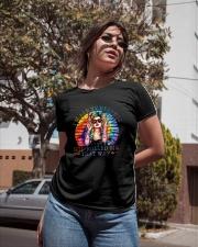 Hippie Ladies T-Shirt apparel-ladies-t-shirt-lifestyle-02