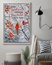 When Cardinals appear 11x17 Poster lifestyle-poster-1
