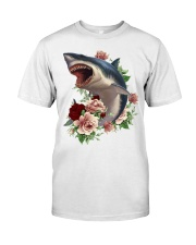 Shark  Lover Classic T-Shirt front